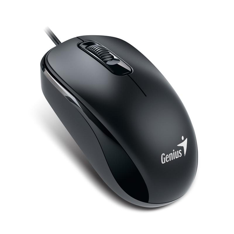 Chuột Genius DX110, Black USB