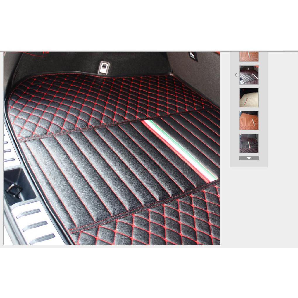 Thảm Lót sàn 5D, 6D Kim cương cho xe Morning 2011-2017