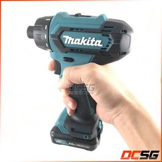 Yêu ThíchMáy khoan và vặn vít dùng pin 12Vmax Makita DF033DZ (Chỉ thân máy không pin sạc)