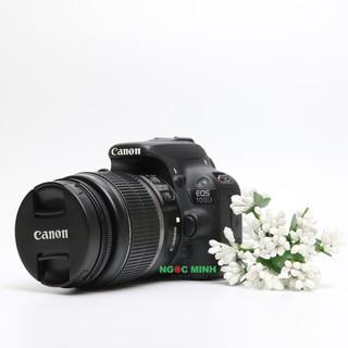 Máy ảnh Canon 100D kit 18-55 is II