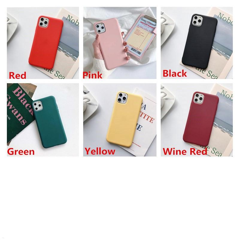 Ốp Điện Thoại Kiểu Dáng Thời Trang Dành Cho Iphone 7plus 8plus 11 Pro Max 7 8 6 6s Plus