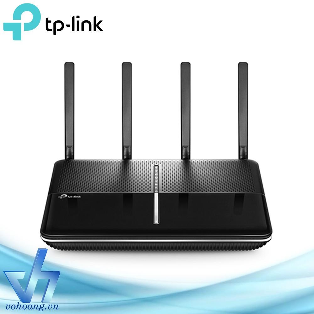 Router Wifi chuyên nghiệp TP-Link Archer C3150 - Công nghệ MU-MIMO Gigabit chuẩn AC3150