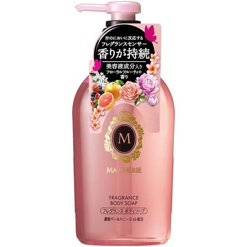 Sữa tắm Macherie Nhật Bản 450ml