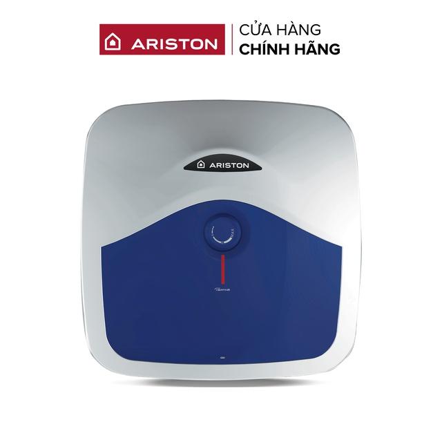 [Mã ELAR200 giảm 200k] Miễn phí công lắp đặt_Bình nước nóng gián tiếp Ariston BLU 15 R 2.5 FE