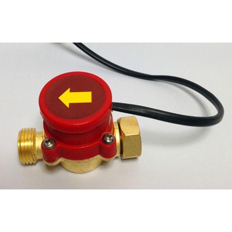 Công tắc cảm biến dòng chảy dùng cho máy bơm tăng áp công suất 100W/220V - 3459444 , 1334823223 , 322_1334823223 , 129000 , Cong-tac-cam-bien-dong-chay-dung-cho-may-bom-tang-ap-cong-suat-100W-220V-322_1334823223 , shopee.vn , Công tắc cảm biến dòng chảy dùng cho máy bơm tăng áp công suất 100W/220V