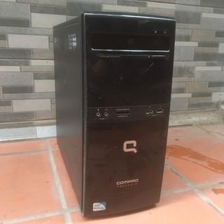 Case máy tính hpG41 DDRIII 4gb + 320Gb +E8400