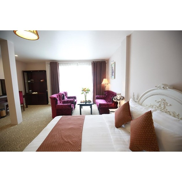 Hồ Chí Minh [Voucher] - Ngọc Phát Đà Lạt Hotel 3 sao 2N1Đ Phòng Standard Gần chợ Đà Lạt