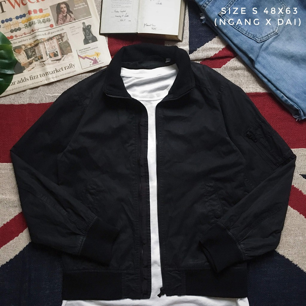 Áo khoác đã qua sử dụng