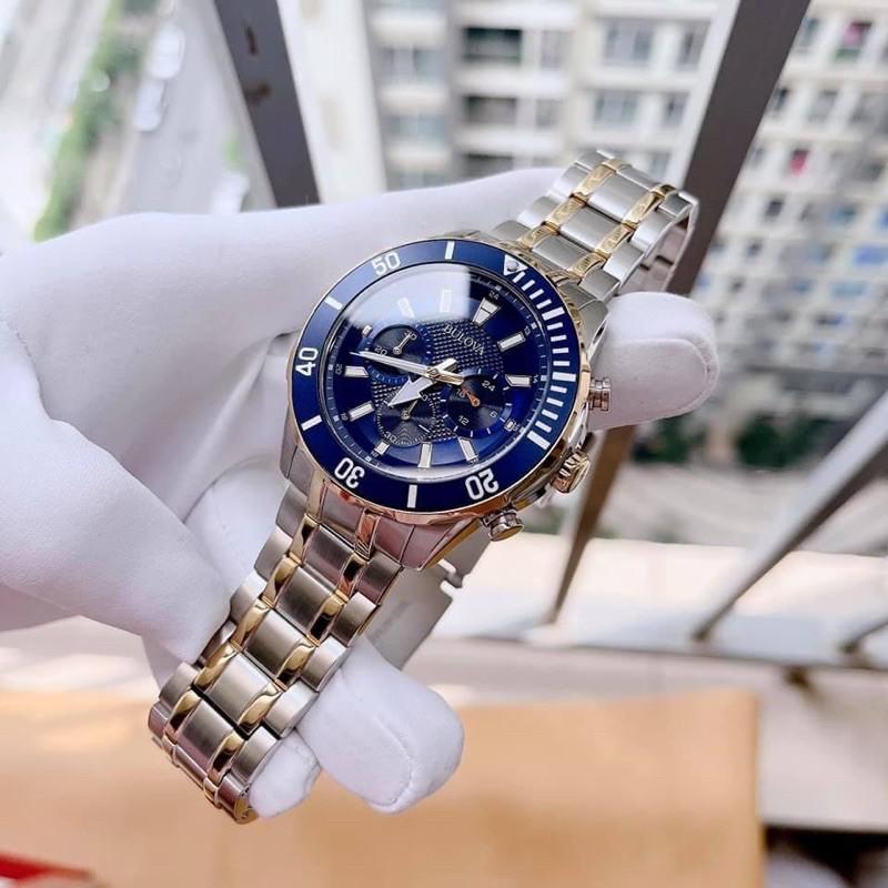 Đồng hồ nam Bulova .