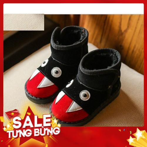 Giày bốt trẻ em GB42 - Siê