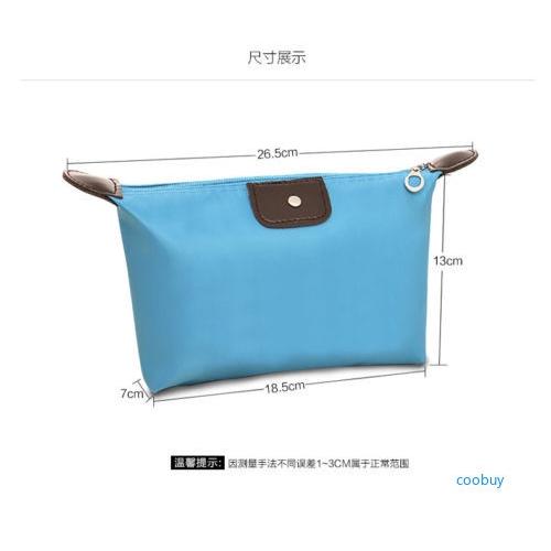 Túi đựng bút và đồ trang điểm chống nước tốt tiện dụng