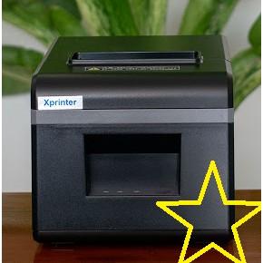 Máy in hóa đơn Xprinter Xp N160ii - XP A160 + 1 cuộn giấy in bill