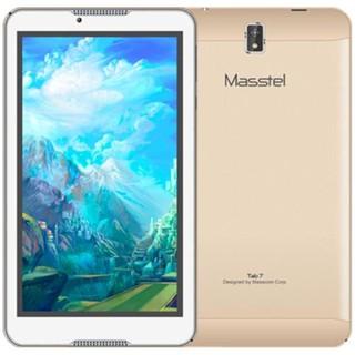$@ Máy tính bảng Masstel Tab 7 8GB (Vàng) – Hàng phân phối chính hãng + Bao da chính hãng XẢ KHO