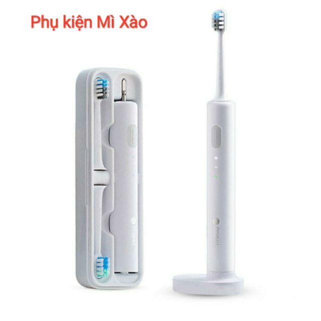Bàn Chải Đánh Răng Điện Xiaomi Doctor-B (Trắng)