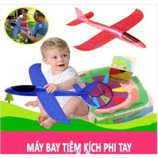 [RẺ VÔ ĐỊCH] đồ chơi cho bé – Máy bay xốp phi tay cho bé   SẢN PHẨM HOT