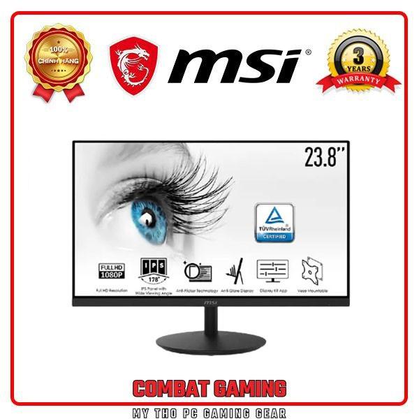 """Màn Hình MSI PRO MP242 24""""/IPS/75Hz/5ms"""