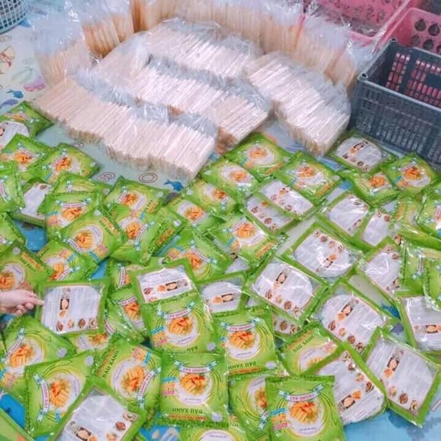 Sỉ bò bía giá từ 9k