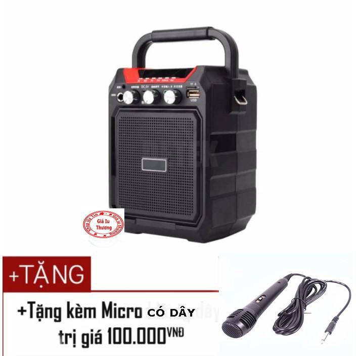 Loa bluetooth Trợ giảng hát karaoke Aige S15 + Tặng kèm Micro có dây - 3053648 , 803443972 , 322_803443972 , 549000 , Loa-bluetooth-Tro-giang-hat-karaoke-Aige-S15-Tang-kem-Micro-co-day-322_803443972 , shopee.vn , Loa bluetooth Trợ giảng hát karaoke Aige S15 + Tặng kèm Micro có dây
