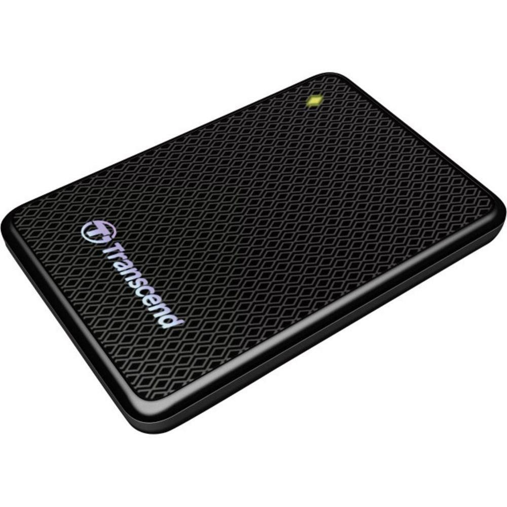 Ổ cứng SSD Transcend Gắn Ngoài 128GB External SSD, USB3.0