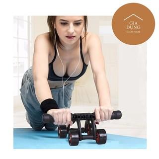 Con lăn tập bụng, dụng cụ tập gym tại nhà, dụng cụ tập cơ bụng đa năng