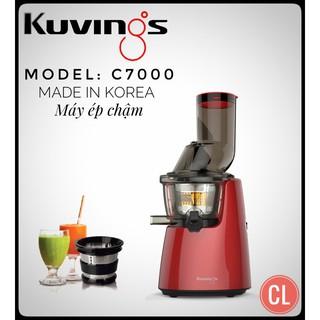 Máy ép chậm Kuvings C7000  - Máy ép trái cây cao cấp