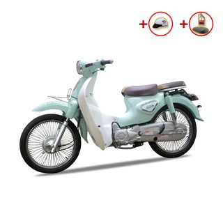 Xe máy CUB 81 TAYA XS 2021 (xanh ngọc) thumbnail