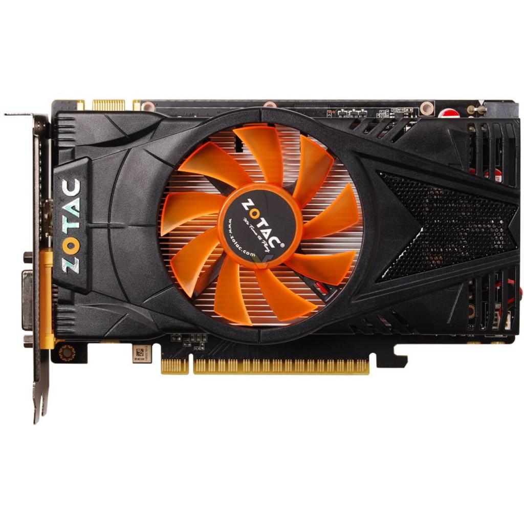 Card màn hình Zotac GeForce GTX 550 Ti (GTX550Ti-1GD5)