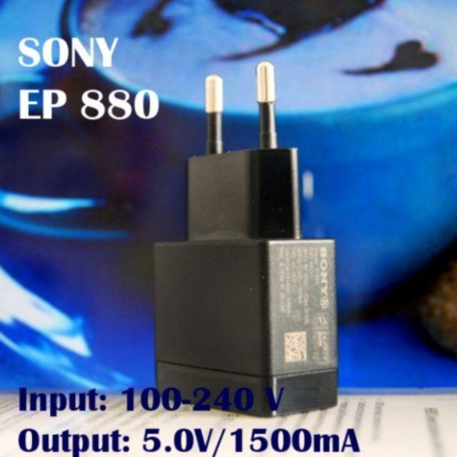 CủSạc Sony EP880 chính hãng bảo hành 6 tháng