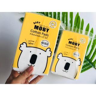 Bông miếng Moby ( Cỡ nhỏ Cỡ lớn)