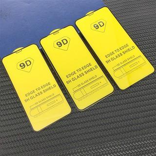 [CƯỜNG LỰC 9D – KÈM HỘP KHĂN] Kính Cường Lực IPhone 9D Xịn Full Màn,Chống bám vân tay 6/7/8 Plus/X/Xr/XsMax/11/12/promax
