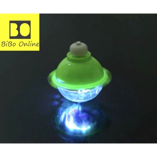 Con quay đèn LED cực đẹp,xoay mạnh (giao màu ngẫu nhiên)