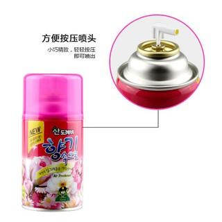 Yêu ThíchBình Xịt Khử Mùi Thơm Phòng Cao Cấp Sandokkaebi Korea 300ml (10 mùi thơm tùy chọn)