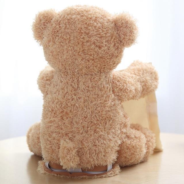 Voi - thỏ - gấu ú oà ( phiên bản tiếng anh)