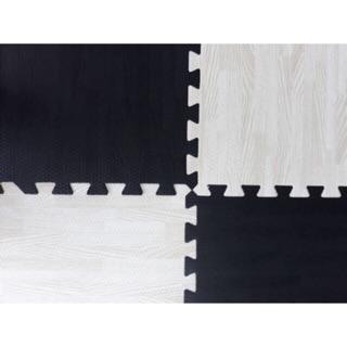 Thảm xốp mũ giá rẻ (vân gỗ bán tấm 60cmx60cm)