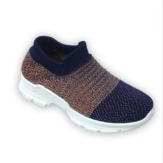 Giày lười nữ không dây hiệu Duwa DHD02-2WBO - MOL VN