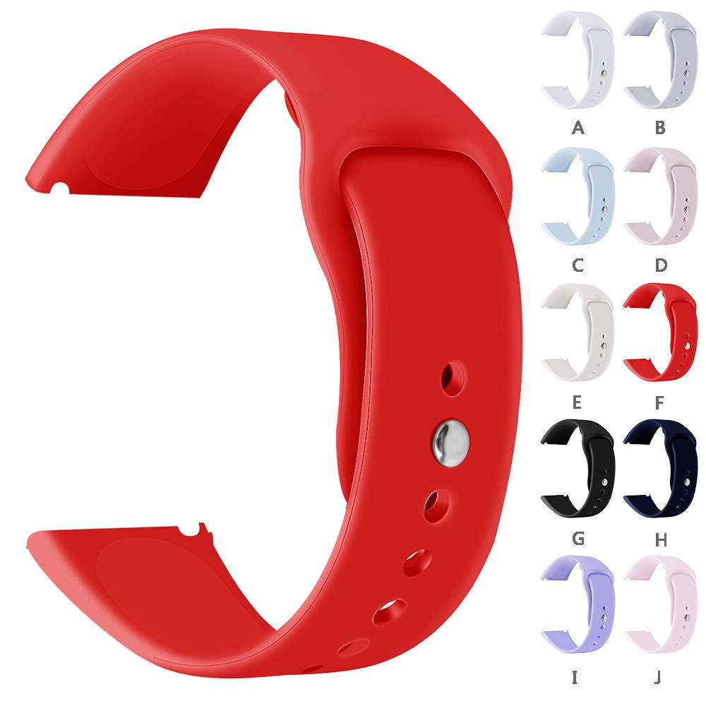 Soft Silicone Replacement Sport Classic Band Strap For Fitbit Versa Smart watch