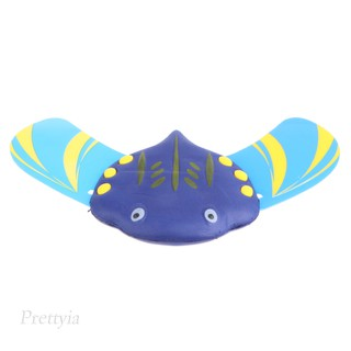 Manta Ray Underwater Glider Self-Propelled Adjustable Fins Pool Swimming Toy