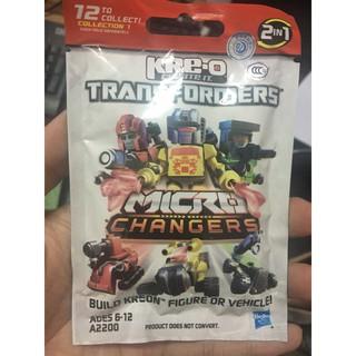 Bộ lắp ghép Transformers Kre-o