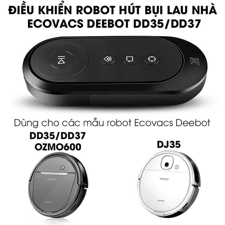 Điều khiển robot hút bụi lau nhà Ecovacs Deebot DD35 dùng cho các ...
