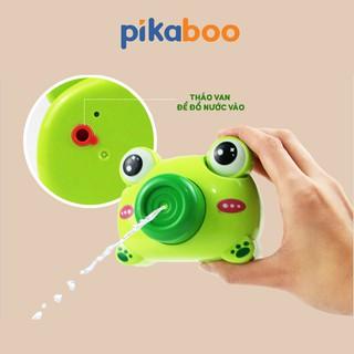 Đồ chơi trẻ em máy ảnh phun nước dễ thương cao cấp Pikaboo 2