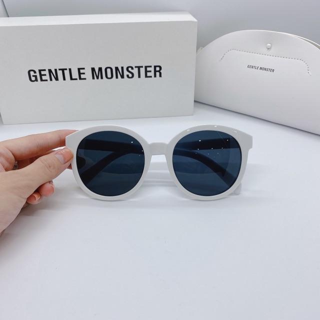 Kính mát tròn GM, có thể thay mắt kính râm cận 2206