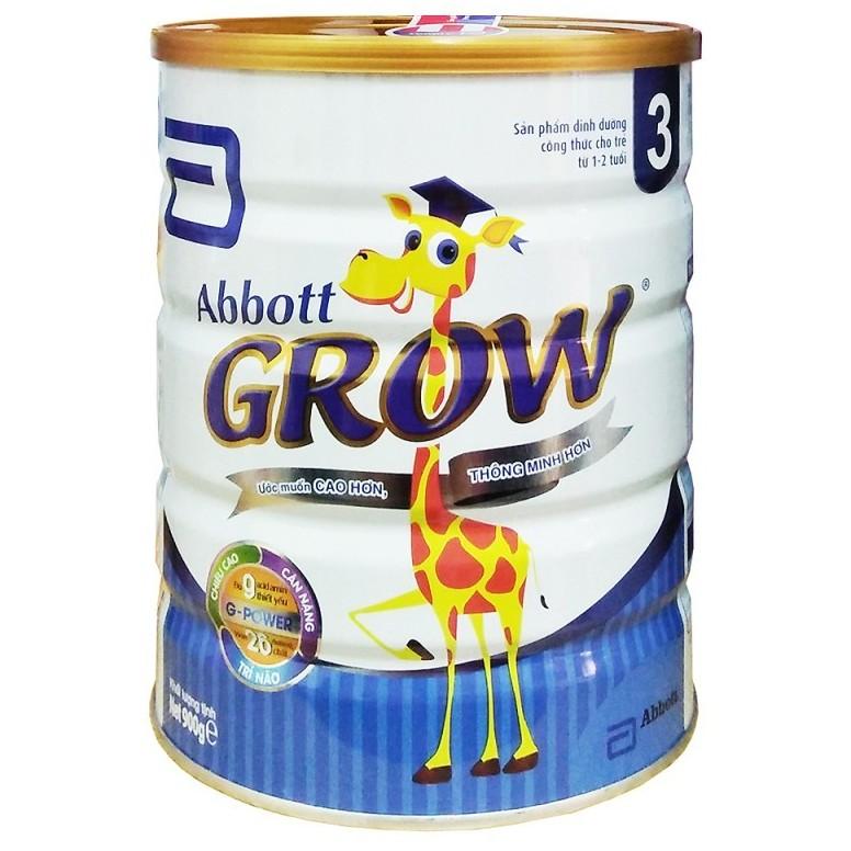 Sua Abbott Grow 3 900g