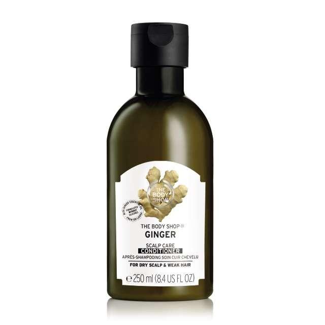 Dầu xả hương gừng The Body Shop ginger scalp care conditioner 250ml