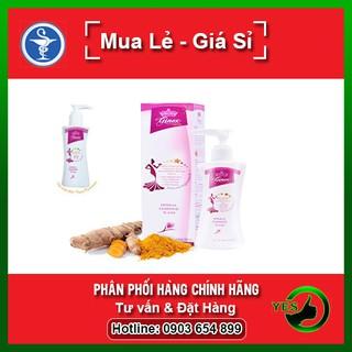 Gel Vệ Sinh Phụ Nữ Ginex Nano - Chứa Tinh Chất Nghệ (Chai 100ml) thumbnail