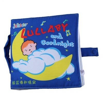 Sách vải lullaby and goodnight
