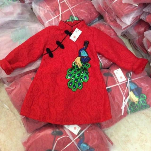 Combo 3 váy công hàng quảng châu nhập khẩu chất vải dày mịn phù hợp với thời tiết chuyển mùa