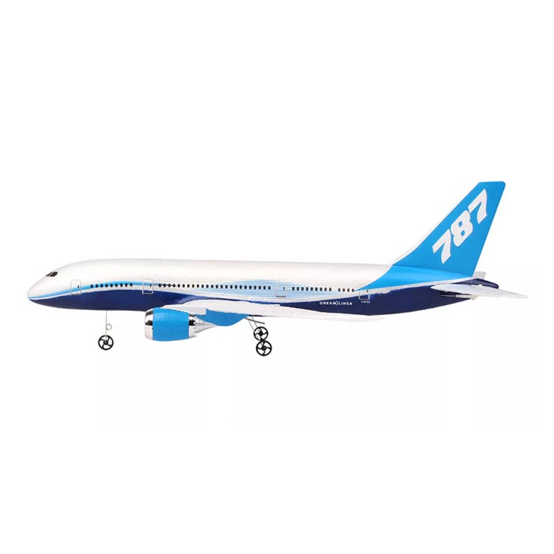Máy bay Boeing 737 3 kênh có servo đầy đủ chức năng
