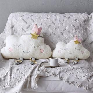 Cloud Plush Toy Trang trí đệm cho Sofa Giường Thú nhồi bông Gối cho trẻ em Trẻ em