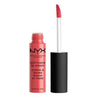 Son kem lì chính hãng NYX Soft Matte Lip Cream Antwerp SMLC05 màu hồng cam thumbnail