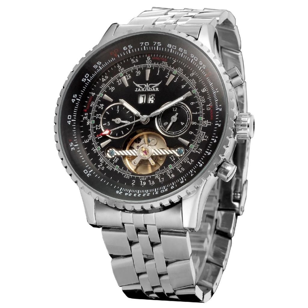 JARAGAR 62 Men Watch Luxury Automatic Mechanical Watch
